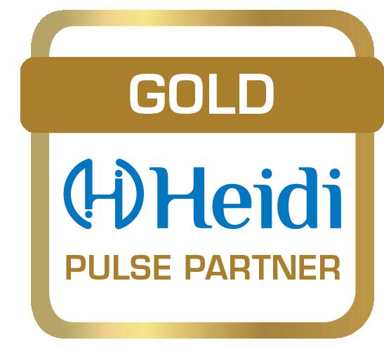 heidi partner program level gold