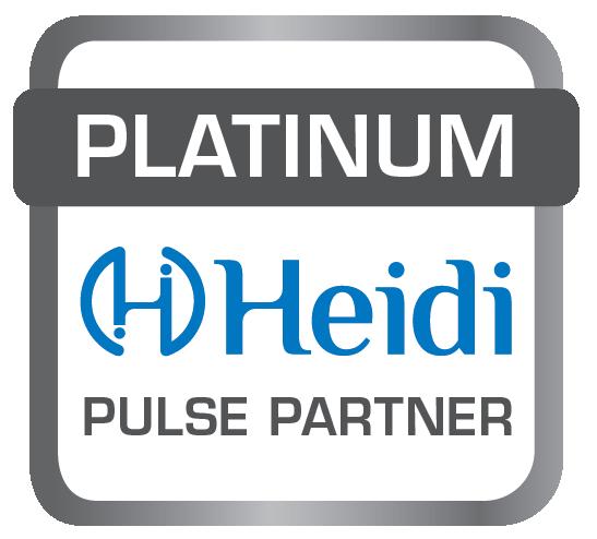 heidi partner program level platinum