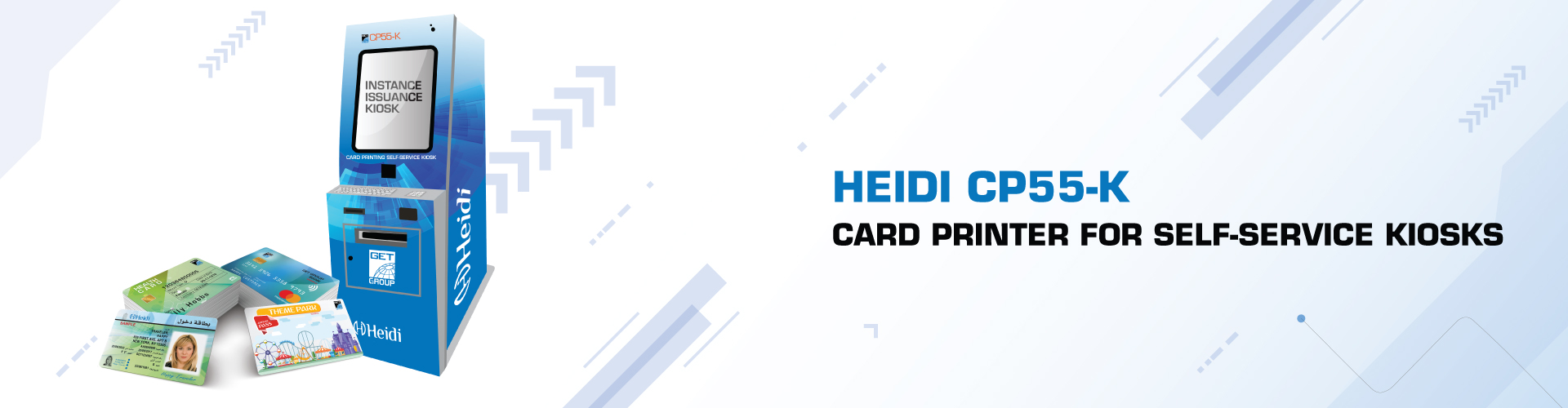 The Heidi CP55 printer line by GET group